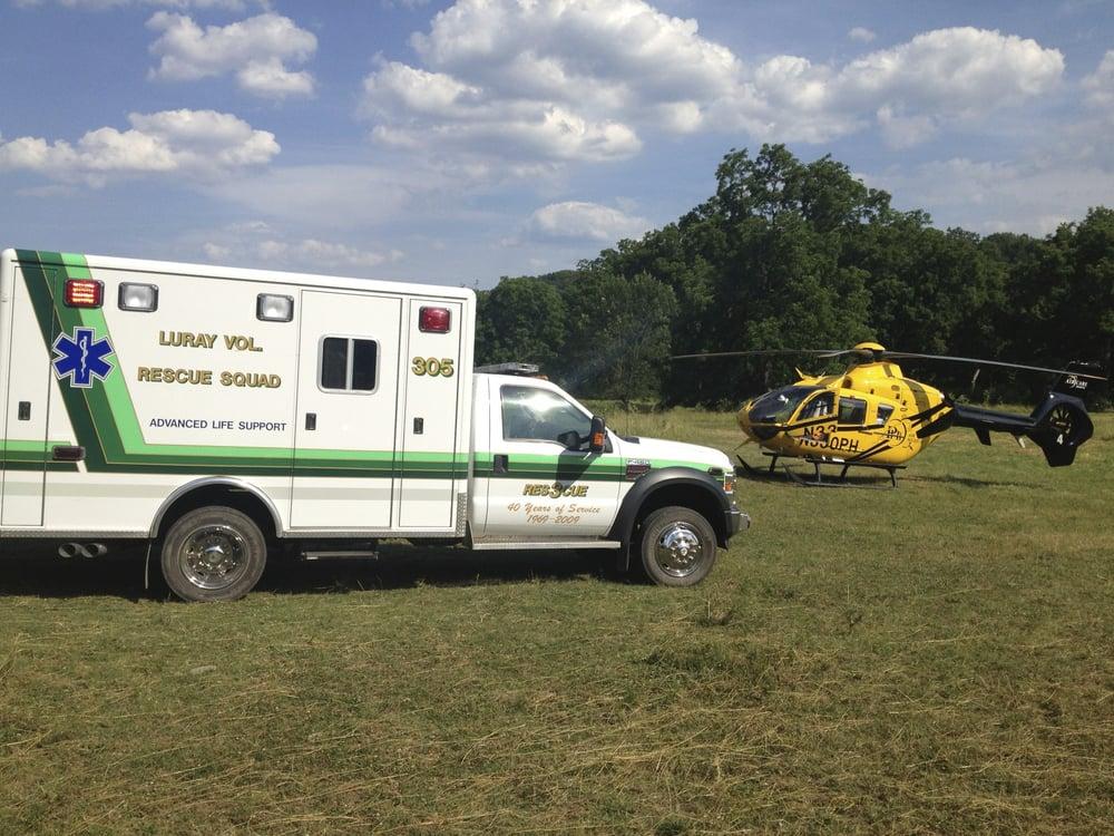 Luray Volunteer Rescue Squad - Urgent Care Solv in Luray, VA