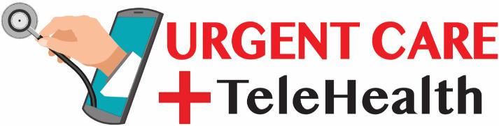 Urgent Care + TeleHealth - Video Visit Logo