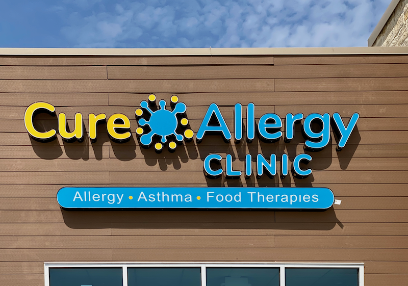 Cure Allergy Clinic - Allergy/Asthma/Sinus Clinic - Urgent Care Solv in Arlington, TX
