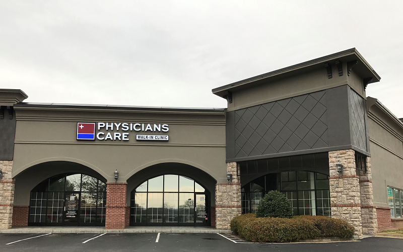 Physicians Care (Chattanooga, TN) - #0