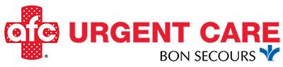 AFC Urgent Care - Bon Secours - Cherrydale Logo