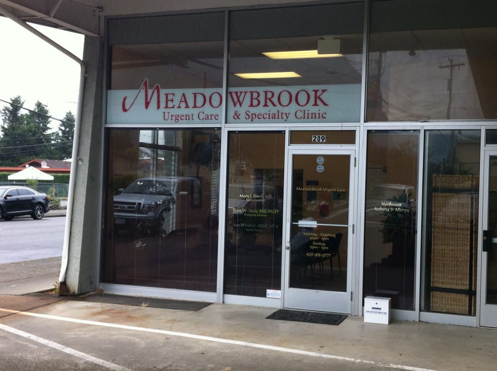 Photo for Meadowbrook Clinic Urgent Care , (North Bend, WA)