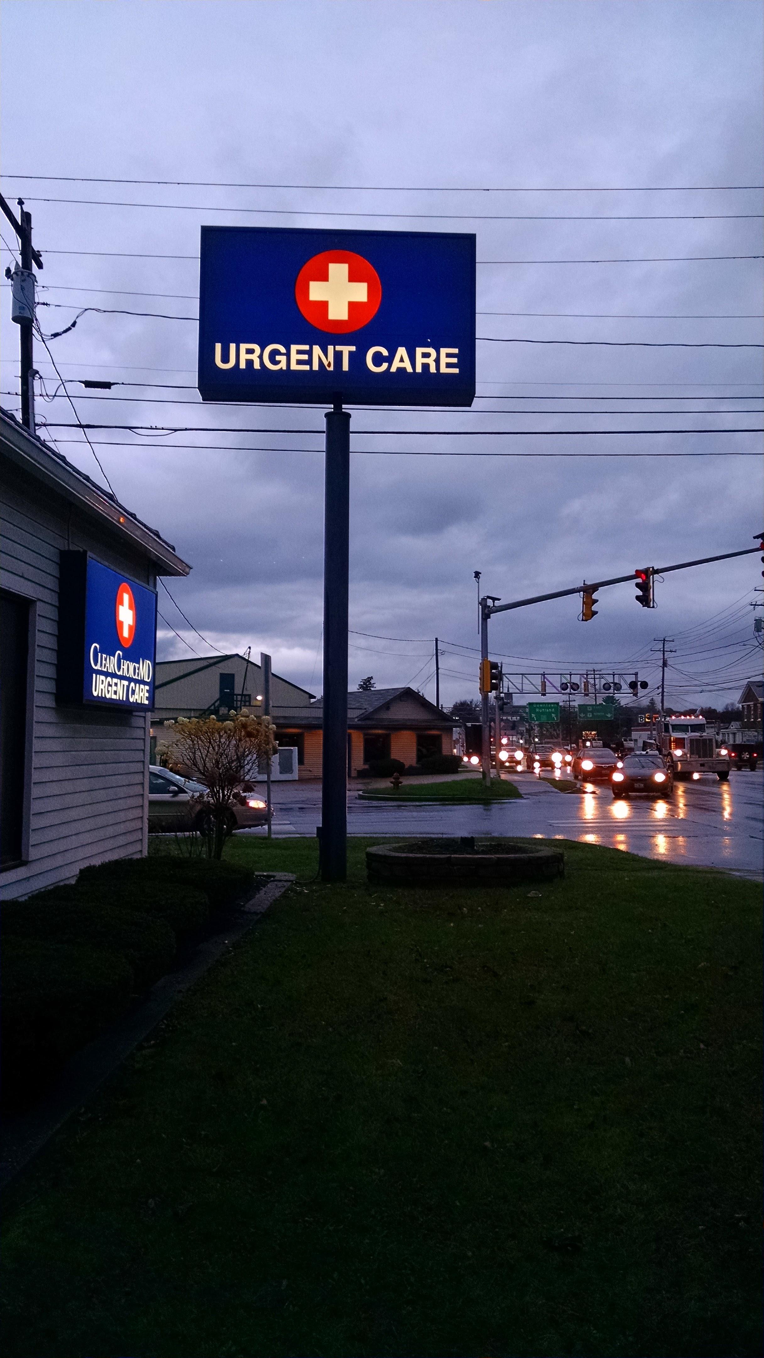 ClearChoiceMD Urgent Care - Rutland, VT - Urgent Care Solv in Rutland, VT