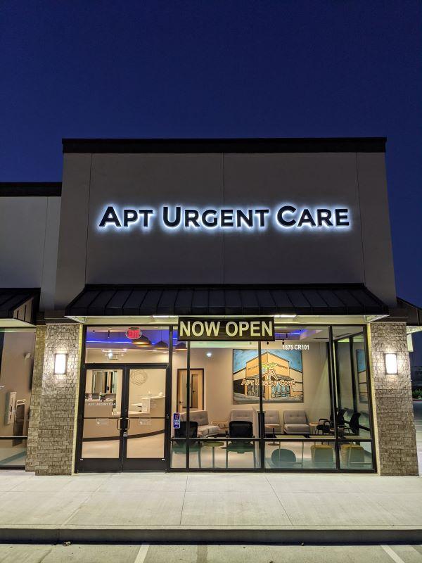 Apt Urgent Care - Where comfort meets convenient care! - Urgent Care Solv in Manvel, TX