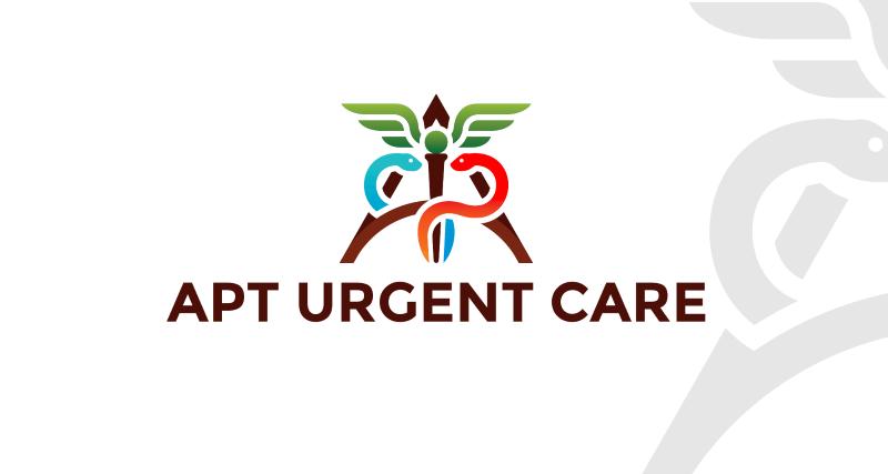 Apt Urgent Care - Where comfort meets convenient care! Logo