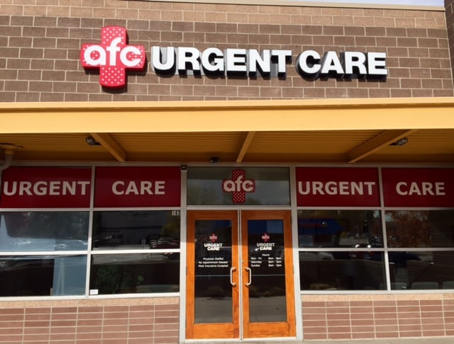 AFC Urgent Care - Urgent Care Solv in Englewood, CO