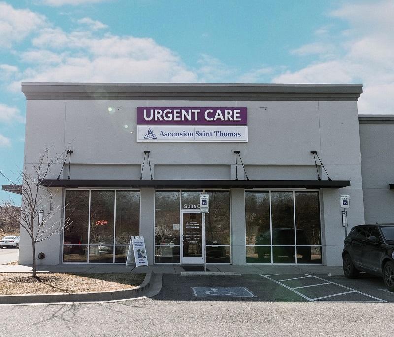 Ascension Saint Thomas Urgent Care - Clarksville (Tiny Town) - Urgent Care Solv in Clarksville, TN