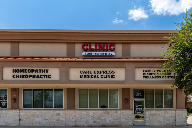 Care Express Medical Center  (Garland, TX) - #0
