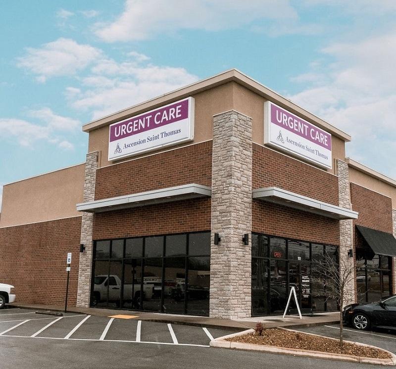 Ascension Saint Thomas Urgent Care - Cookeville - Urgent Care Solv in Cookeville, TN