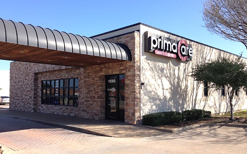 Photo of PrimaCare Medical Center in Mesquite, TX