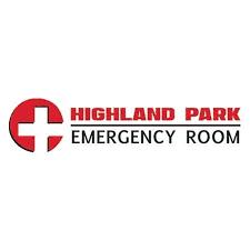 Highland Park Emergency Room Logo