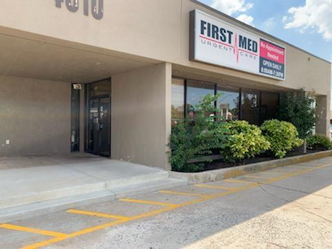 First Med Urgent Care - Northwest Oklahoma City (NW 39th and Meridian) - Urgent Care Solv in Oklahoma City, OK