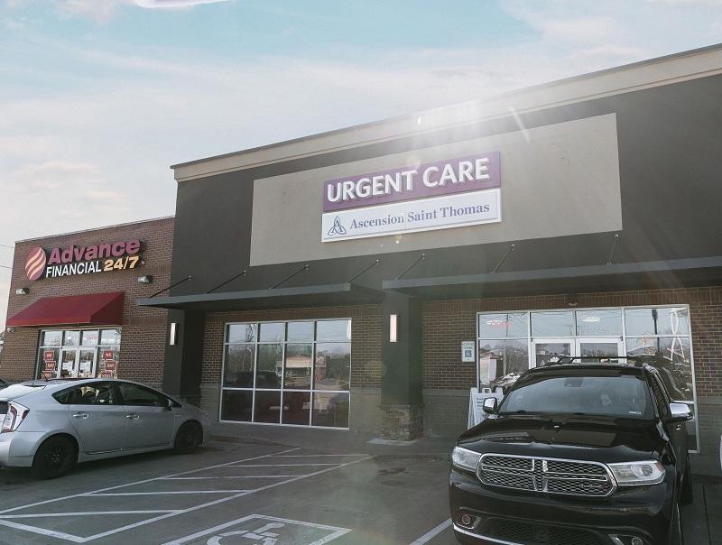 Ascension Saint Thomas Urgent Care - Clarksville (Sango) - Urgent Care Solv in Clarksville, TN