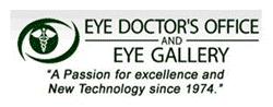 Eye Doctor's Office & Eye Gallery Logo