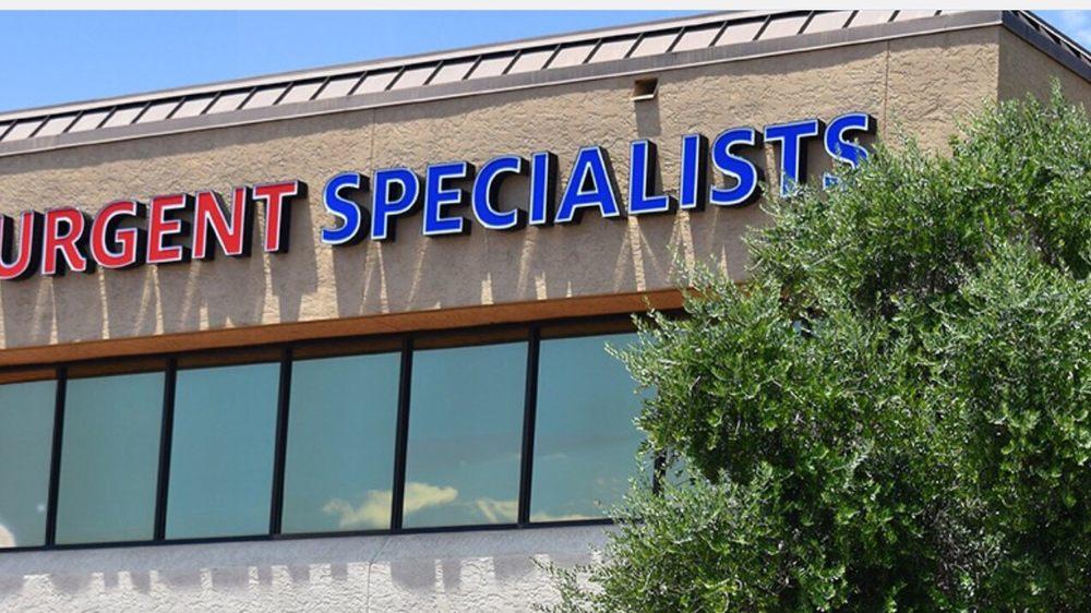 Urgent Specialists - Urgent Care Solv in Tucson, AZ