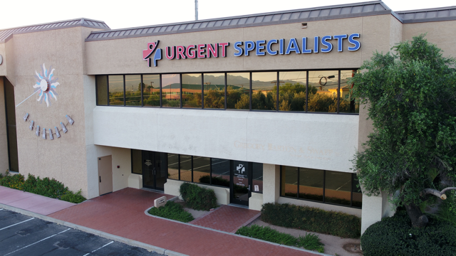 Urgent Specialists - Urgent Care Solv in Tucson, AZ