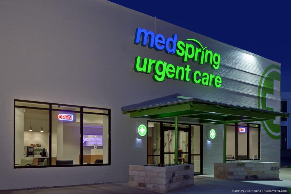 MedSpring Urgent Care - Urgent Care Solv in Austin, TX