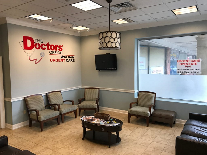 The Doctors' Office Urgent Care - West Caldwell - Urgent Care Solv in West Caldwell, NJ