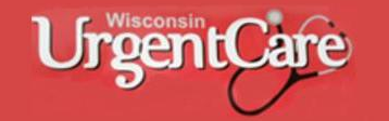Wisconsin Urgent Care Logo