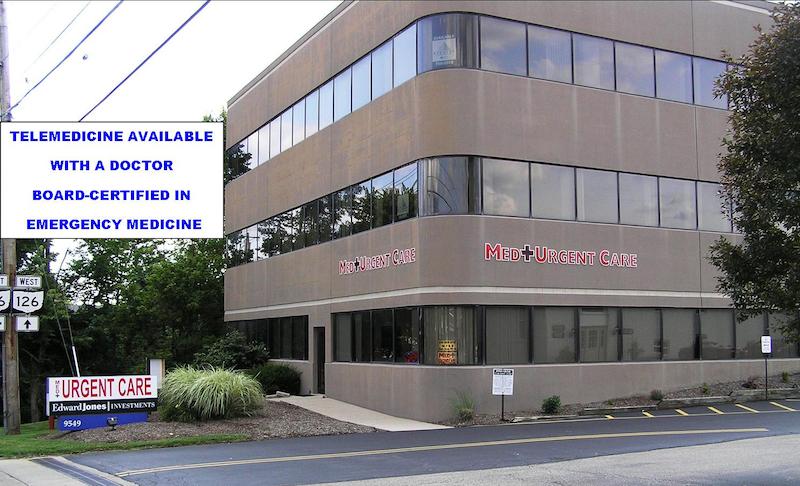 MED+ Urgent Care - Urgent Care Solv in Cincinnati, OH