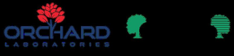 Orchard Laboratories / Oakland County - Pontiac Fire Station Logo