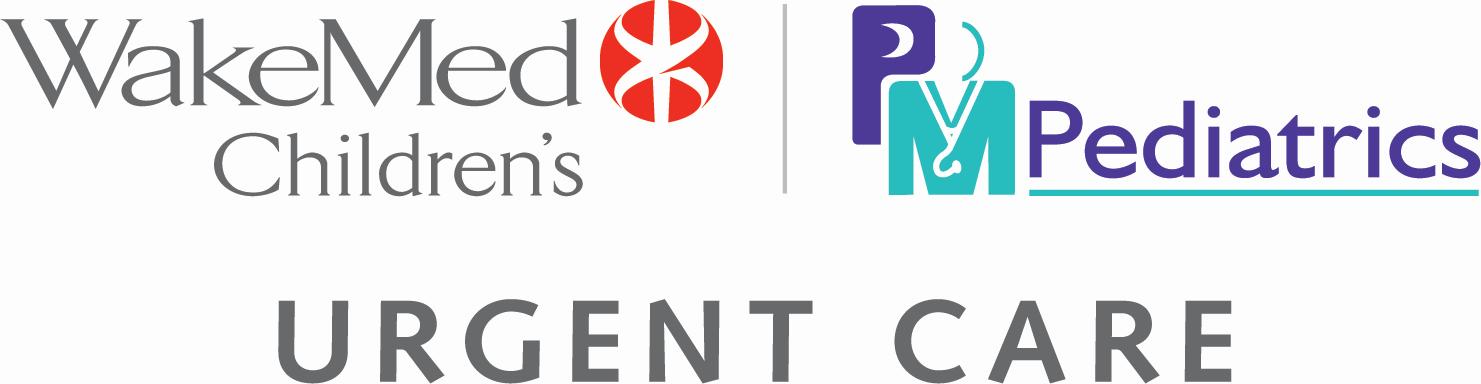 WakeMed Children's PM Pediatrics Urgent Care - Cary Logo