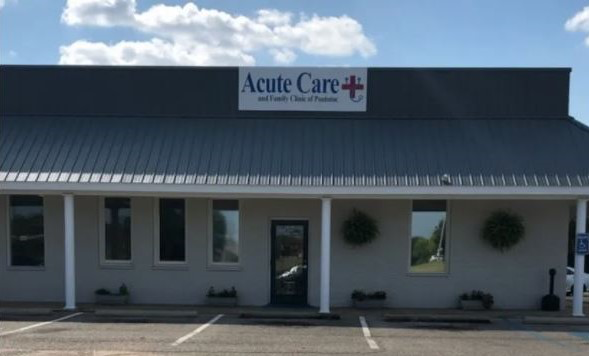 Acute Care And Family Clinic Of Pontotoc - Urgent Care Solv in Pontotoc, MS
