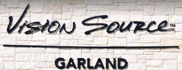 Vision Source - Garland Logo