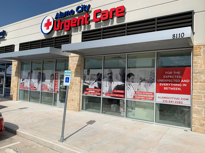 Alamo City Urgent Care (San Antonio, TX) - #0
