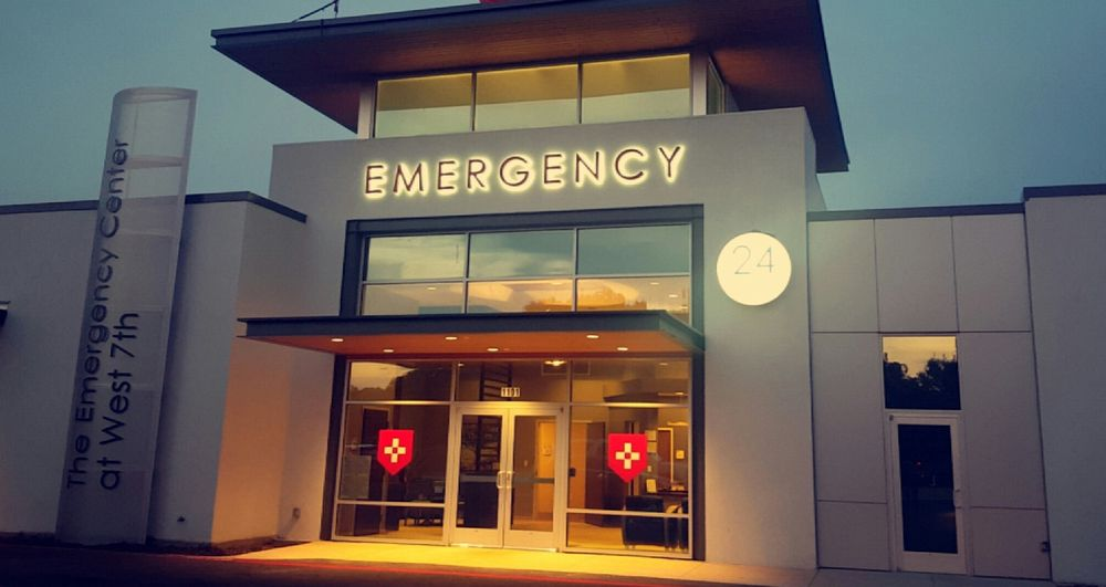 Photo of The Emergency Center At West 7th in Fort Worth, TX
