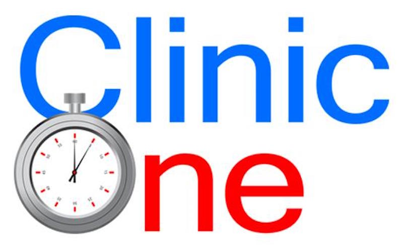 Clinic One Urgent Care Logo