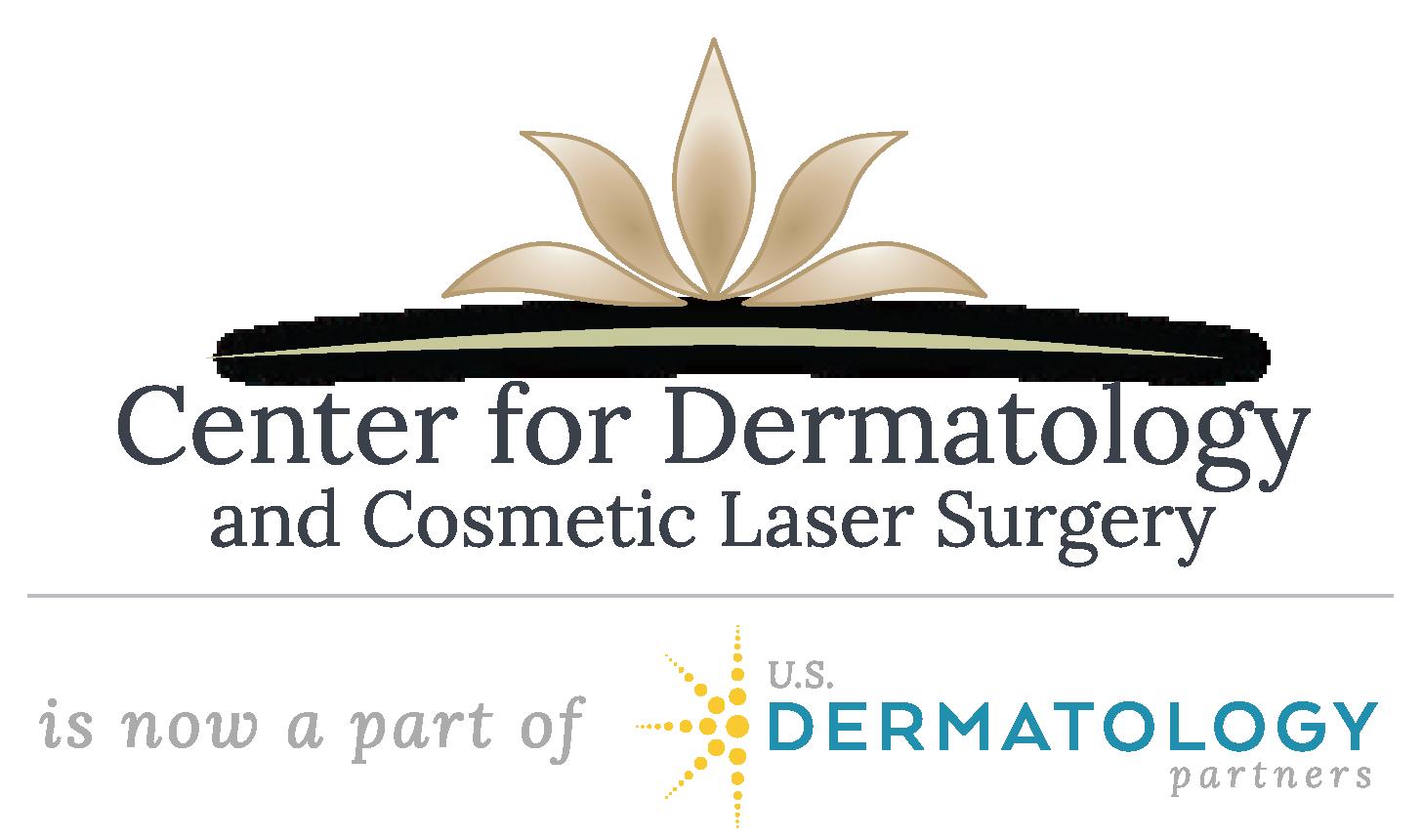 Center For Dermatology - Grapevine Logo