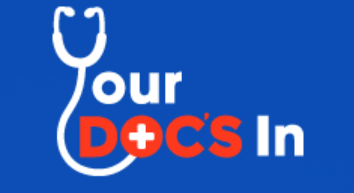 Your Doc's In - South Salisbury Logo