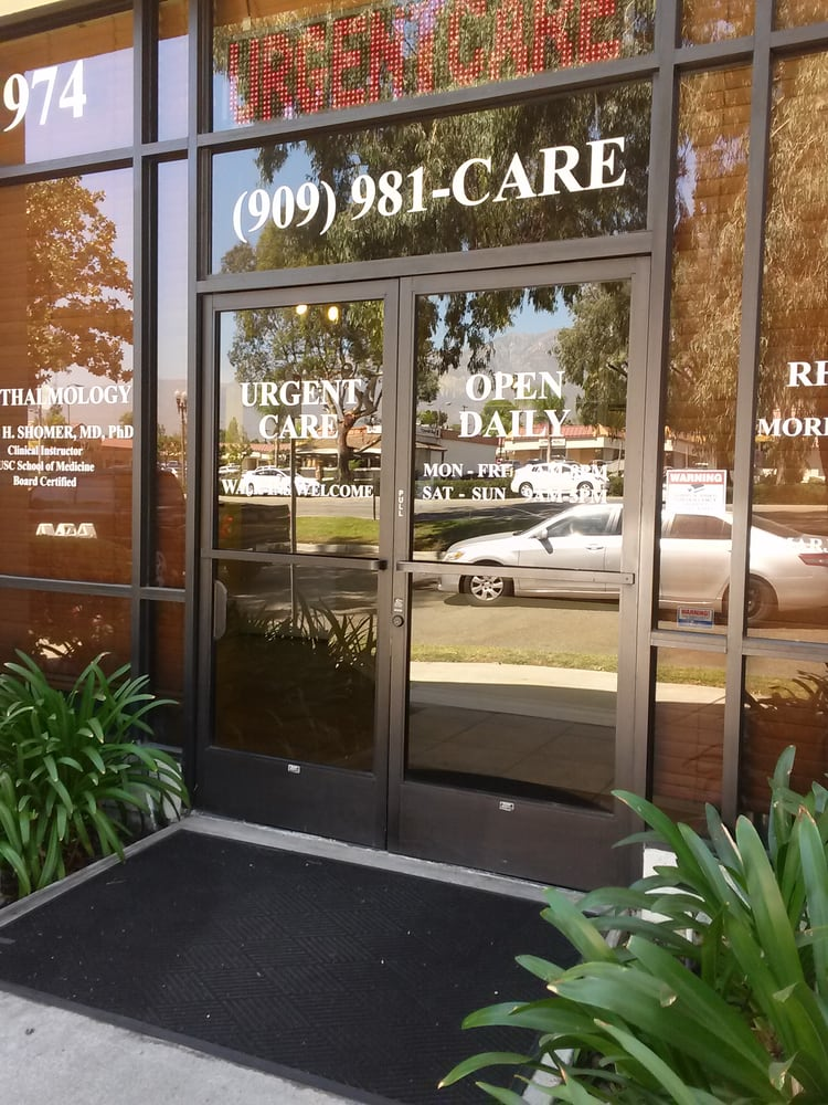 Advanced Medical and Urgent Care Center - Urgent Care Solv in Upland, CA