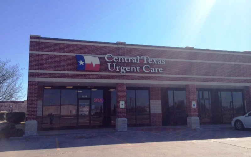 NextCare Urgent Care - Waco (Lacy Lakeview) - Urgent Care Solv in Waco, TX