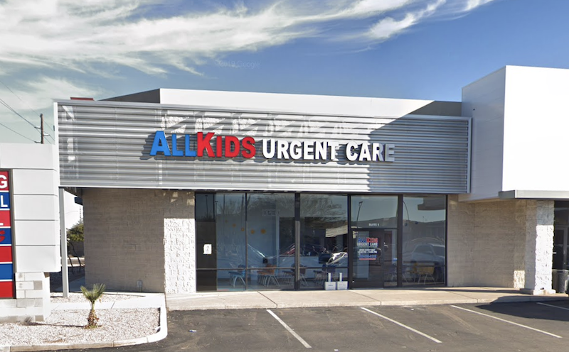 AllKids Urgent Care - Stapley - Urgent Care Solv in Mesa, AZ