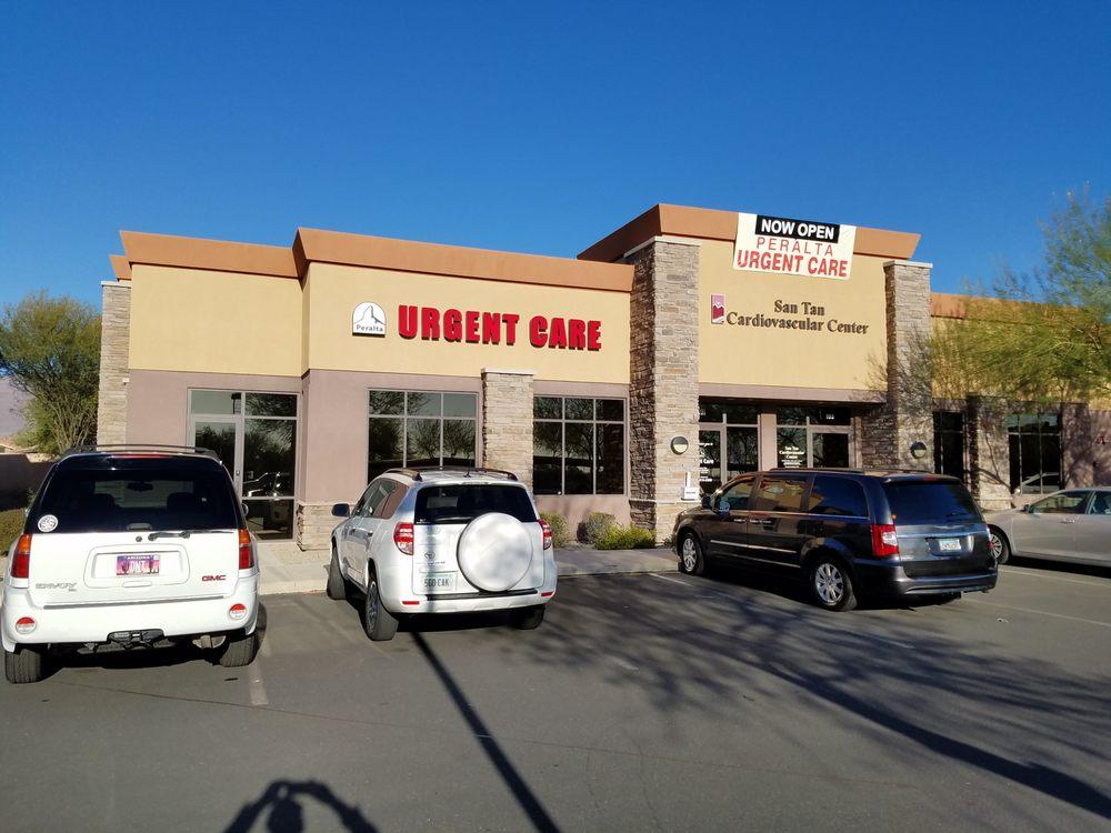 Peralta Urgent Care (Gold Canyon, AZ) - #0