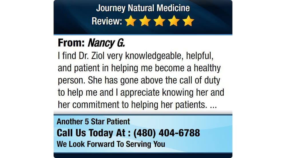 Journey Natural Medicine - Urgent Care Solv in Chandler, AZ