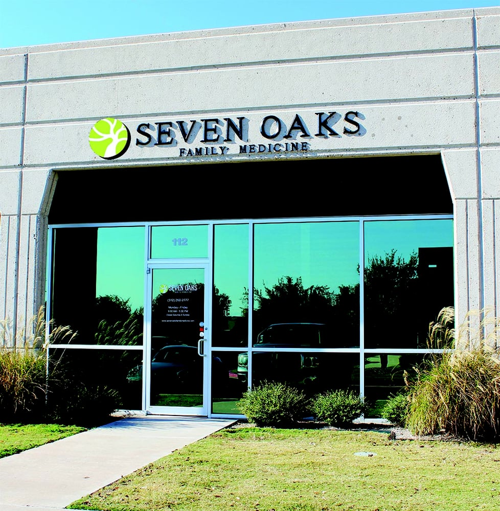 Photo for Seven Oaks Family Medicine , (Cedar Park, TX)