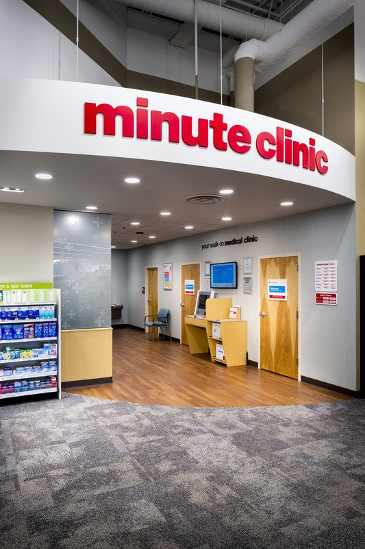 CVS MinuteClinic (Dallas, TX) - #0