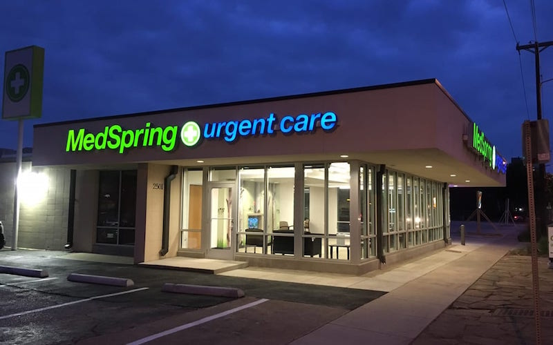 Photo for MedSpring Urgent Care , W. 7th - Ft. Worth, (Fort Worth, TX)