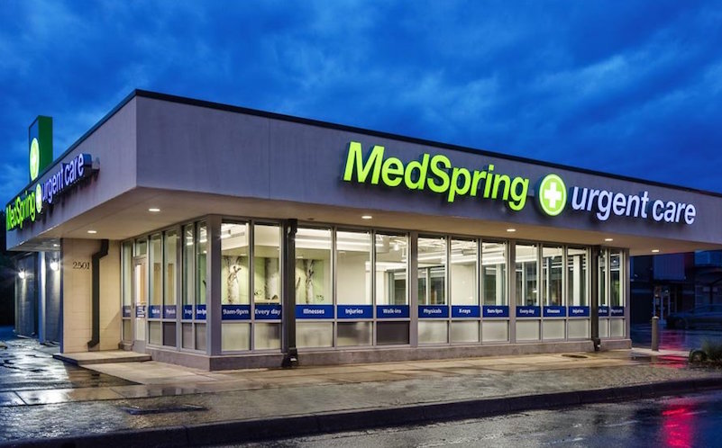 Photo of MedSpring Urgent Care in Fort Worth, TX