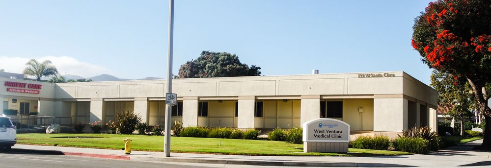 West Ventura Medical Clinic - Urgent Care - Urgent Care Solv in Ventura, CA