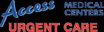Access Medical Centers - Edmond (N Pennsylvania) - VACCINE Logo