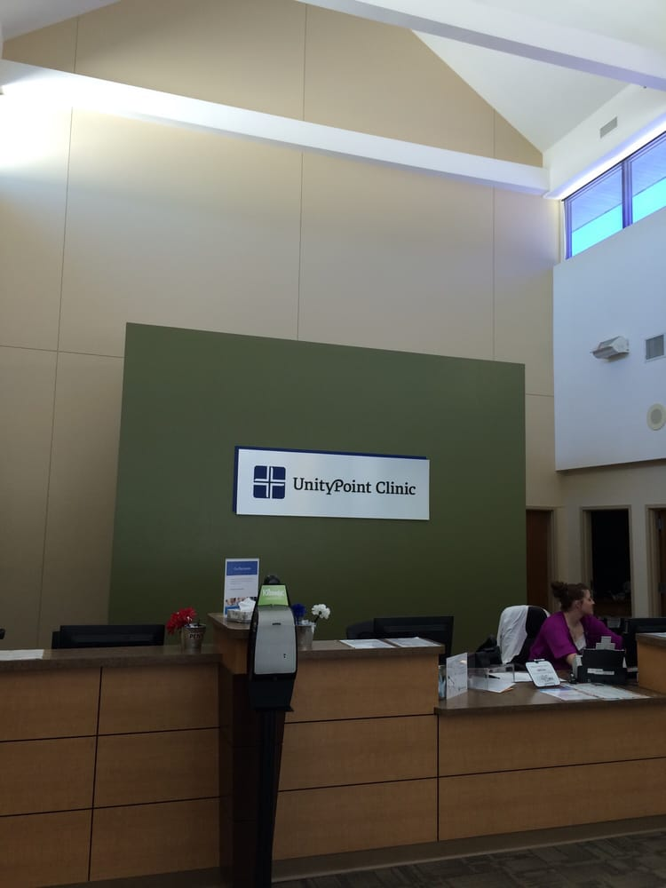 Unity Point Clinic - Urgent Care Solv in Urbandale, IA