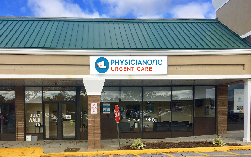 PhysicianOne Urgent Care (Groton, CT) - #0