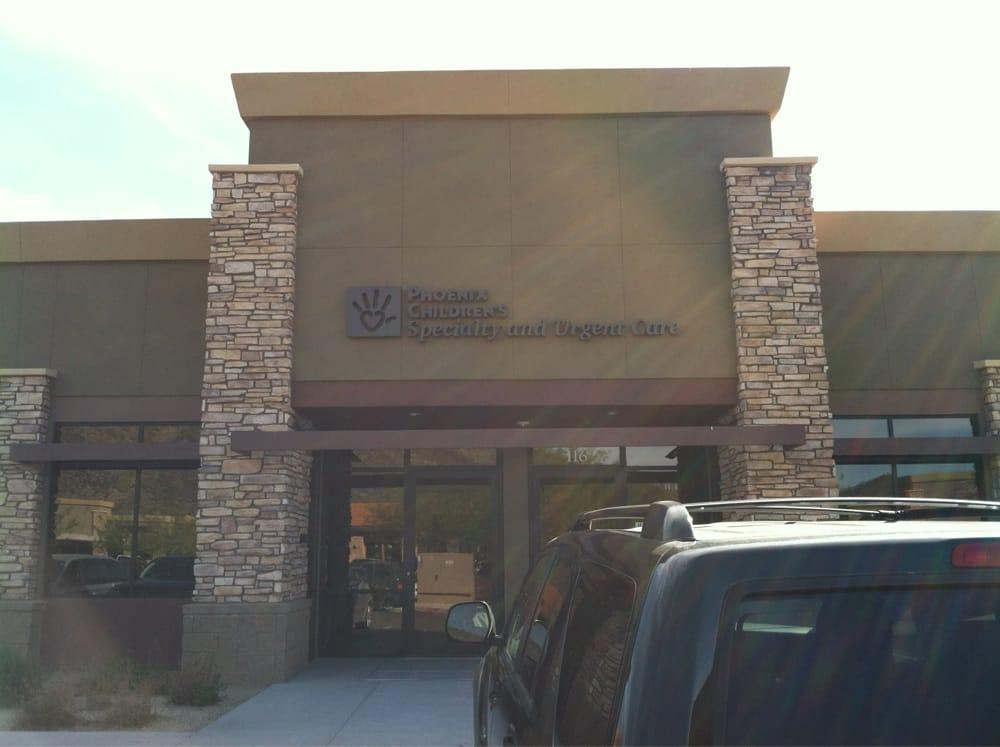 Phoenix Children's Urgent Care (Glendale, AZ) - #0
