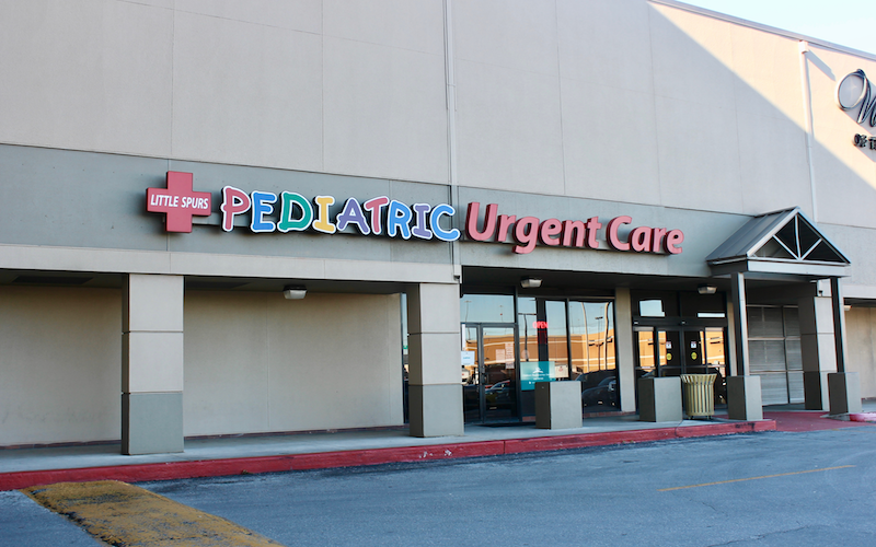 Little Spurs Pediatric Urgent Care - Wonderland - Urgent Care Solv in San Antonio, TX