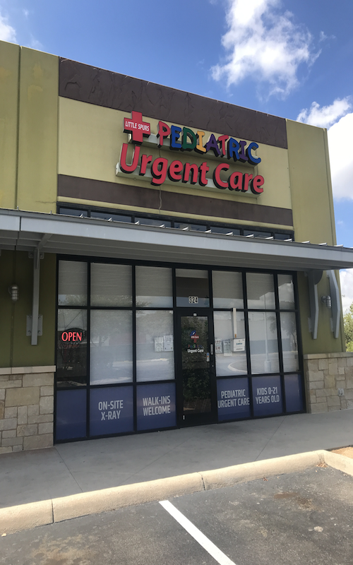 Little Spurs Pediatric Urgent Care - Stone Ridge - Urgent Care Solv in San Antonio, TX