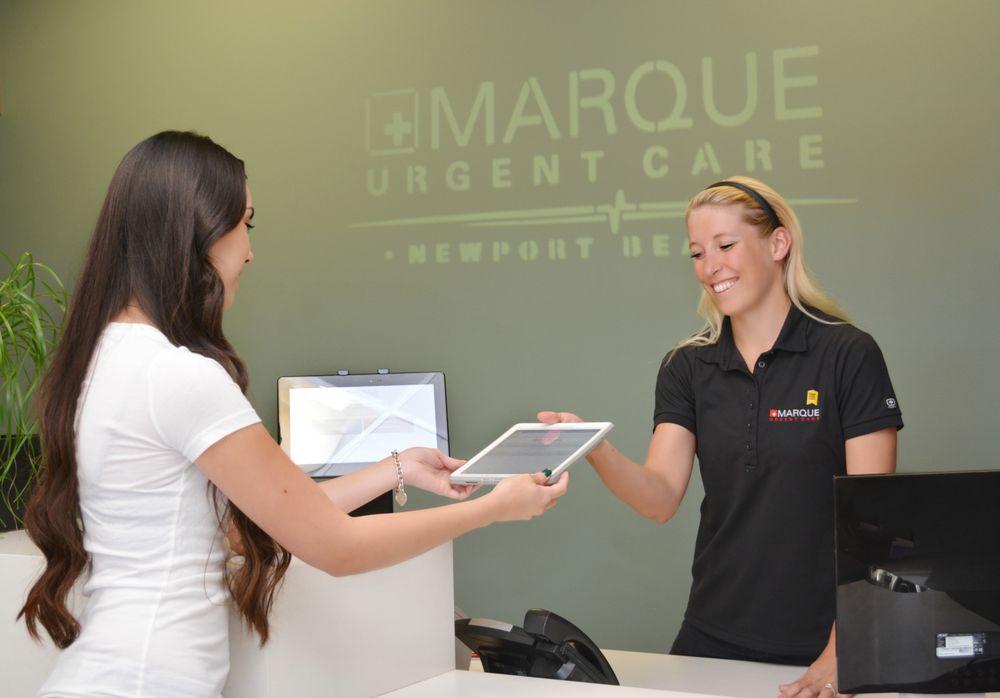 Marque Urgent Care (Newport Beach, CA) - #0
